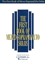 1st Book Of Mezzo/Alto Solos Part 1