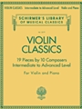 Violin Classics - Intermediate To Advanc
