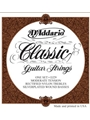 String--guitar  D'addario Classic - Moderate EJ29 - Rectified/silver-pla