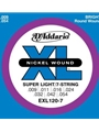 String--guitar  D'addario Xl120-7