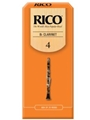 Reed--b-flat Clar  Rico Regular - Strength 4 - Box Of 25
