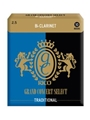 Reed--b-flat Clar  Rico Gcs Traditional - Strength 2 1/2 - Box Of 10