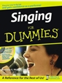 Singing for Dummies  Book/CD Set