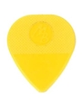 Mel Bay Vintage Textured Guitar Picks - Medium (Yellow), Package of 12