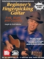 Beginner's Fingerpicking Guitar: Folk...