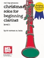 Christmas Solos For Beginning Clarinet