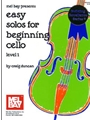Easy Solos For Beginning Cello