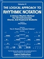 Logical Approach To Rhythmic Notation 1
