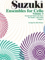 Ensembles For Cello  Vol 3