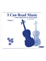 I Can Read Music  Vol 1