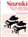 Suzuki Piano Ensemble Music Vol 1