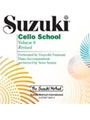 Suzuki Cello School Vol  8 Cd