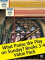 What Can We Play on Sunday?, Book 3-4 Value Pack