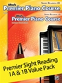 Premier Piano Course Sight-Reading 1A/1B Value Pack