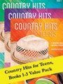 Country Hits for Teens 1-3 (Value Pack) [Piano]