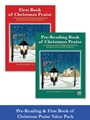 Pre-Reading & First Book of Christmas Praise Value Pack