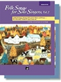 Folk Songs For Solo Singers  Vol 2