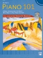 Piano 101  The Short Course
