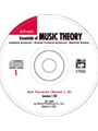 Essentials Of Music Theory  CD1 (Book 1&2)