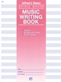 Alfred Music Writing Bk  175