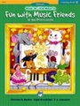 Music For Little Mozarts Coloring Book 2