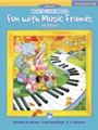 Music For Little Mozarts Coloring Book 3