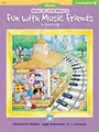 Music For Little Mozarts Coloring Book 4