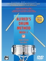 Alfred's Drum Method Bk 1 Dvd