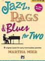 Jazz Rags & Blues For 2 Book 1