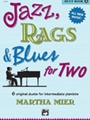 Jazz Rags & Blues For 2 Book 2