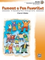Famous & Fun Favorites  Bk 3