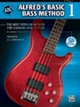 Alfred's Basic Bass Method  Bk 1