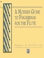 Modern Guide To Fingerings For The Flute