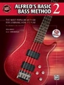 Alfred's Basic Bass Method  Bk 2