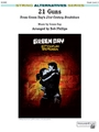 21 Guns  (from 21st Century Breakdown)