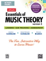 Essentials Of Music Theory  Version 3
