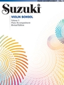 Suzuki Violin School Vol  5 Piano Accomp