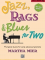 Jazz Rags & Blues For 2 Book 5