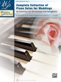 Complete Collection Of Piano Solos For Weddings