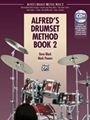 Alfred's Drumset Method Book 2