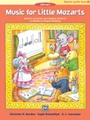 Music for Little Mozarts - Rhythm Speller, Book 1
