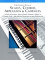 Complete Book Of Scales Chords Arpeggios & Cadences