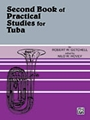 2nd Book Of Practical Studies  Tuba