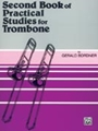 2nd Book Of Practical Studies  Trombone