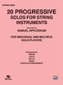 20 Progressive Solos For Strings
