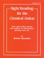 Sight Reading for the Classical Guitar, Level I-III [Guitar]