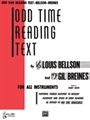 Odd Time Reading Text