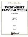 23 Classical Works  Book 1