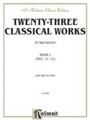 23 Classical Works  Book 2