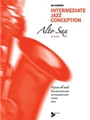 Intermediate Jazz Conception Alto Sax